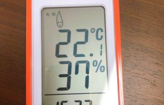 tanita 温湿度計