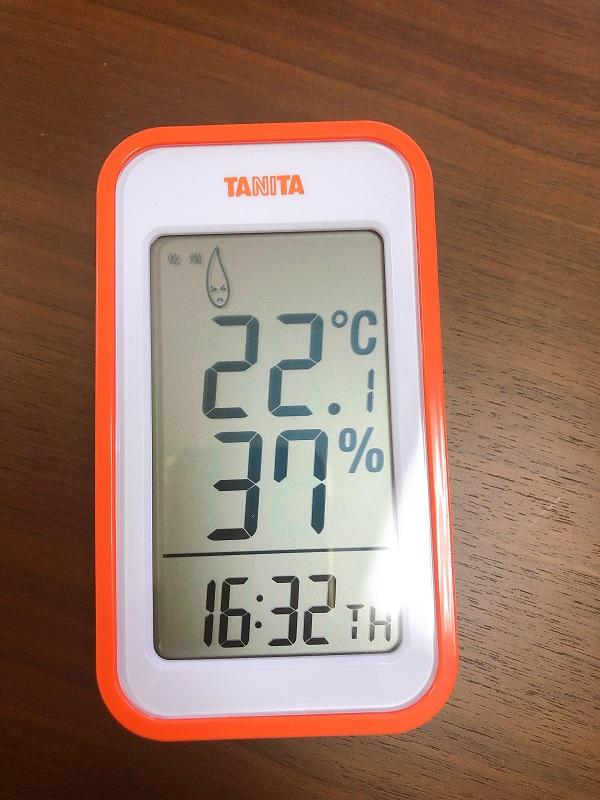 タニタ デジタル温湿度計 TT-572 を母の日プレゼントとして送りたい!