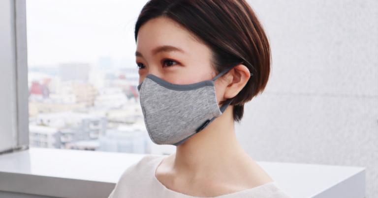 洗えるマスクが欲しい!「アミアズマスク」とは?